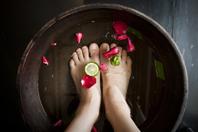 Auch die Füße verdienen Pflege