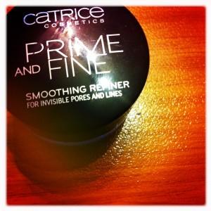 """Der Primer """"Prime And Fine"""" von Catrice. Foto: Privat."""