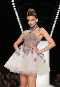 TRIUMPH und Irene Luft auf der Berlin Fashion Week 2012
