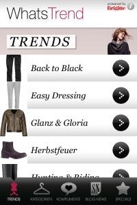 WhatsTrend - mit dieser App verpasst ihr keinen Trend mehr