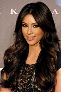 Die selbstbewusste und ehrgeizige Kim Kardashian.