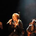 Adele 2011 bei einem Konzert in Seattle