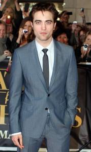 Dior klopft bei Robert Pattinson an