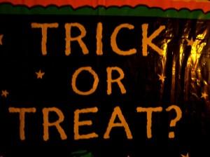 Halloween: Denkt an Süßes für die Kids!