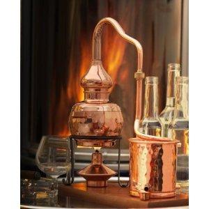Die edle Heim-Destillerie für Whisky, Brandy und Co.