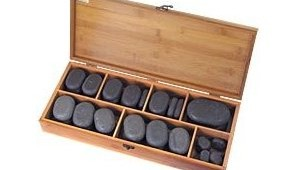 Weihnachtsgeschenk fr Frauen:  Hot Stones