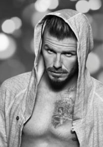 Feiertage mit H&M und David Beckham