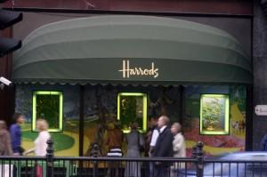 Harrods wird vier Wochen lang von Dior regiert