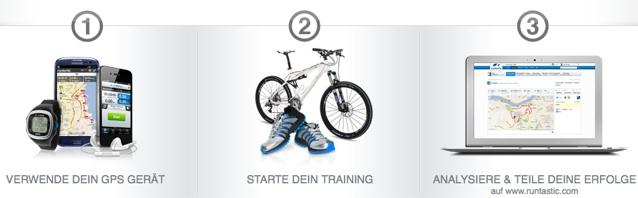 Runtastic entwirft neue Apps für den Radsport