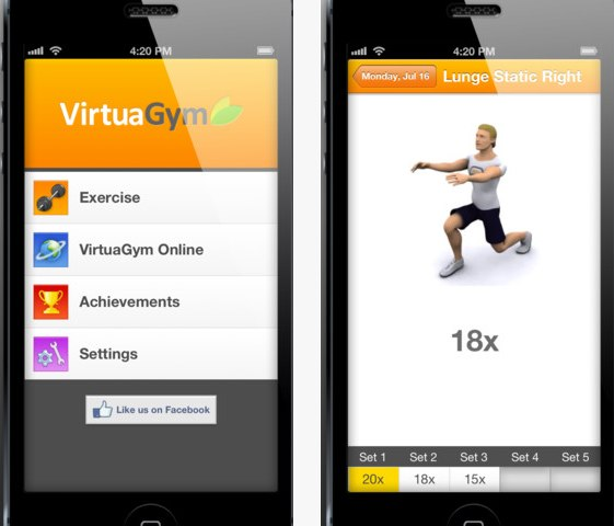 fitness-apps Bild 2
