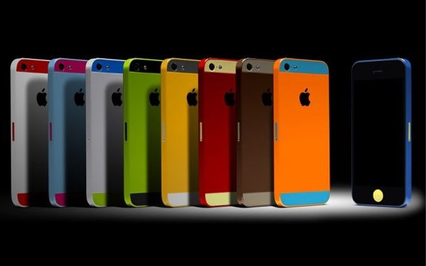 iphone 5 colorway