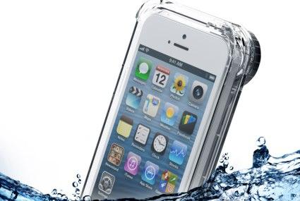 Innopockets Amphibian Case schickt das iPhone auf Tauchfahrt