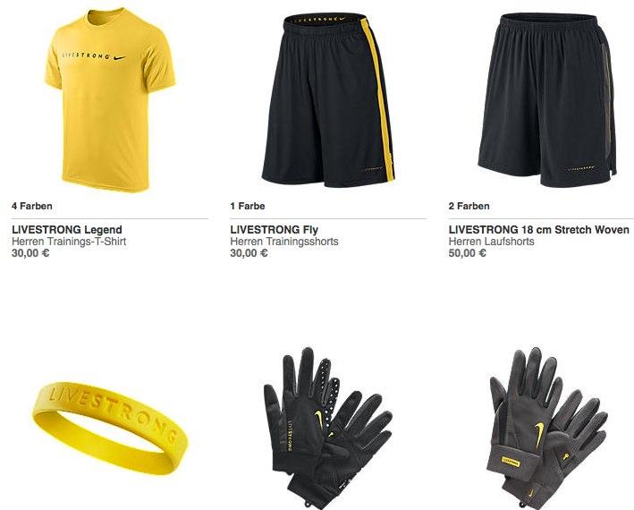 Livestrong: Nike kappt Verbindungen zu Armstrong-Stiftung