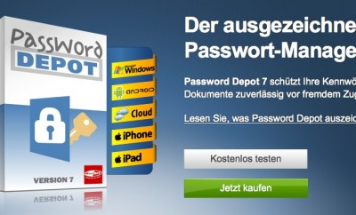 Password Depot Bild 1