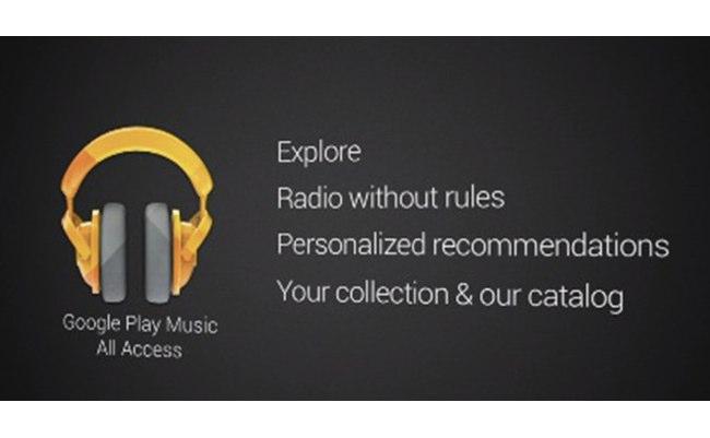 Google startet eigenen Streaming-Dienst für Musik