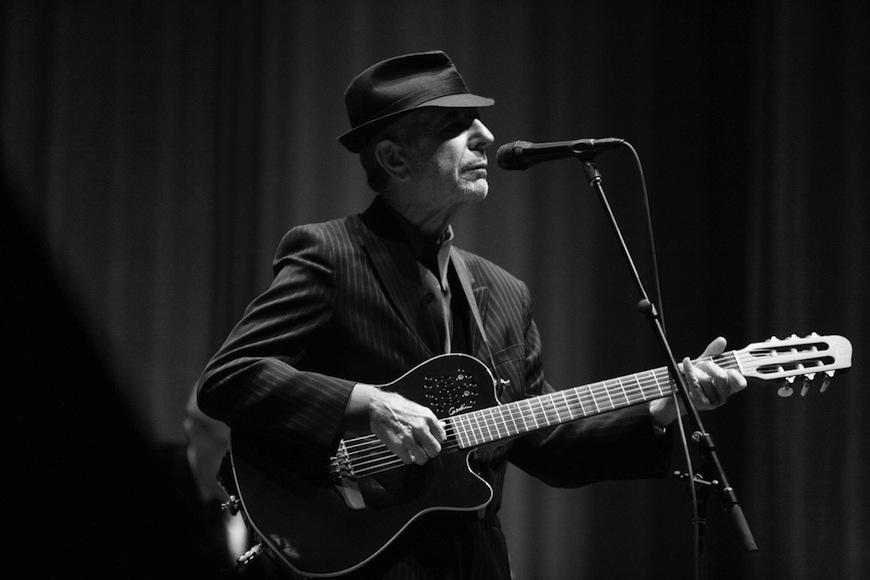 Leonard Cohen 2013