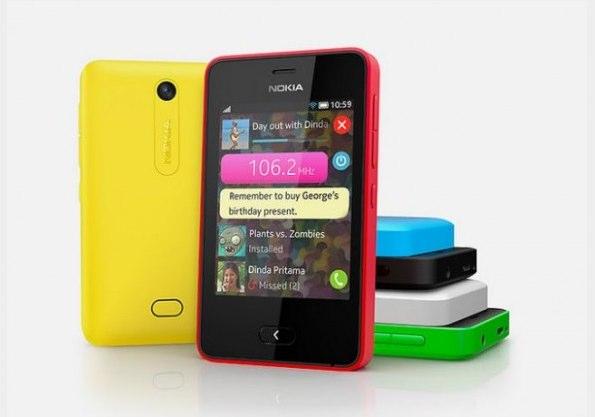 Nokia Asha 501: Einsteiger-Smartphone für nur 99 Euro
