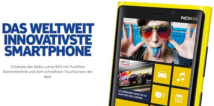 Nokia bestätigt das neue Lumia 928