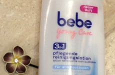 Produkttest – Bebe Young Care Reinigungsmilch