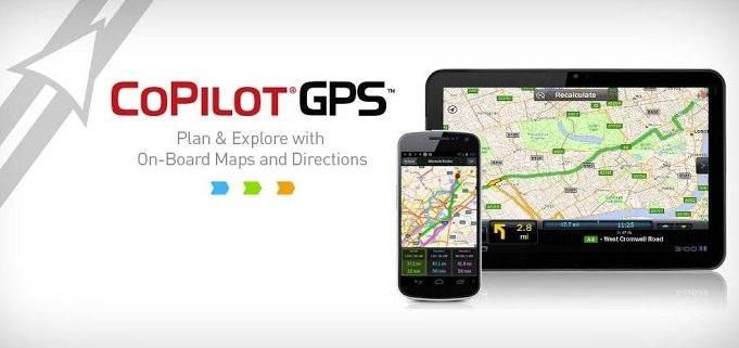 CoPilot GPS für Android und iOS