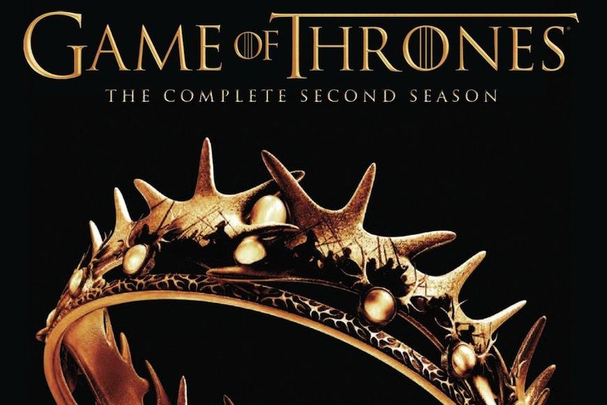 Game of Thrones Season 2 Amazon
