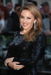 Kiley Minogue wurde auch von Bert Stern fotografiert