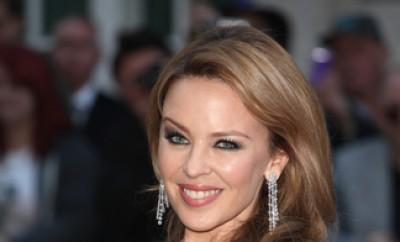 Kiley Minogue wurde auch von Bert Stern fotogtafiert
