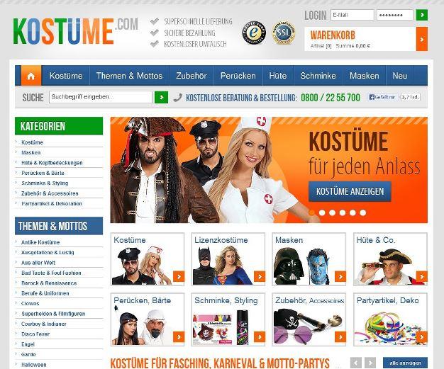 kostueme-com-onlineshop