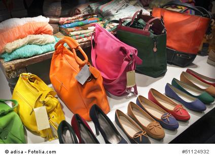 Schuhe und Mode