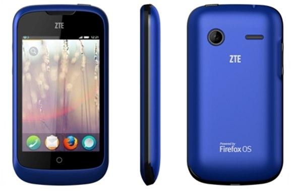 Firefox Smartphone von ZTE kostet unter 70 Euro
