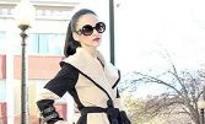 Overknee-Stiefel sind der Fashion-Trend für den Winter