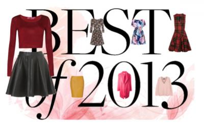 Mode-Rückblick: Das waren die wichtigsten Trends 2013
