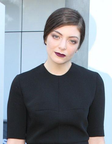 Der Look von Lorde