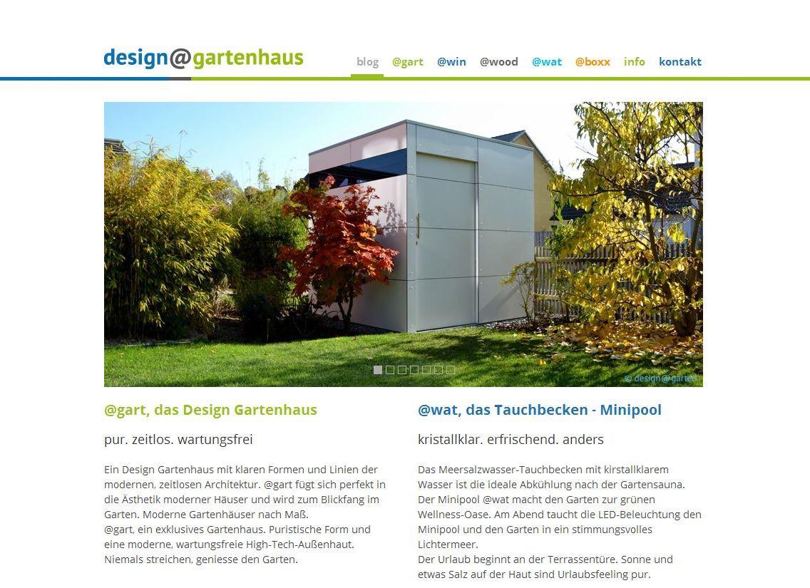 design-gartenhaus